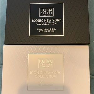 NWT Laura Geller New York Eyeshadow Palette x2